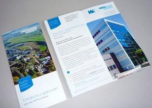 Layout im aktuellen Corporate Design eines regelmäßig erscheinenden Programmheftes für RWTHextern
