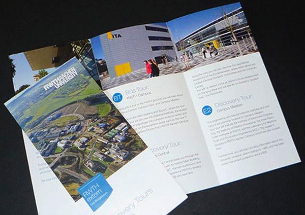 Flyer für RWTHextern – Das Bürgerforum