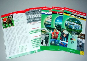 Layout und Reinzeichnung für eine Städteguide-Reihe