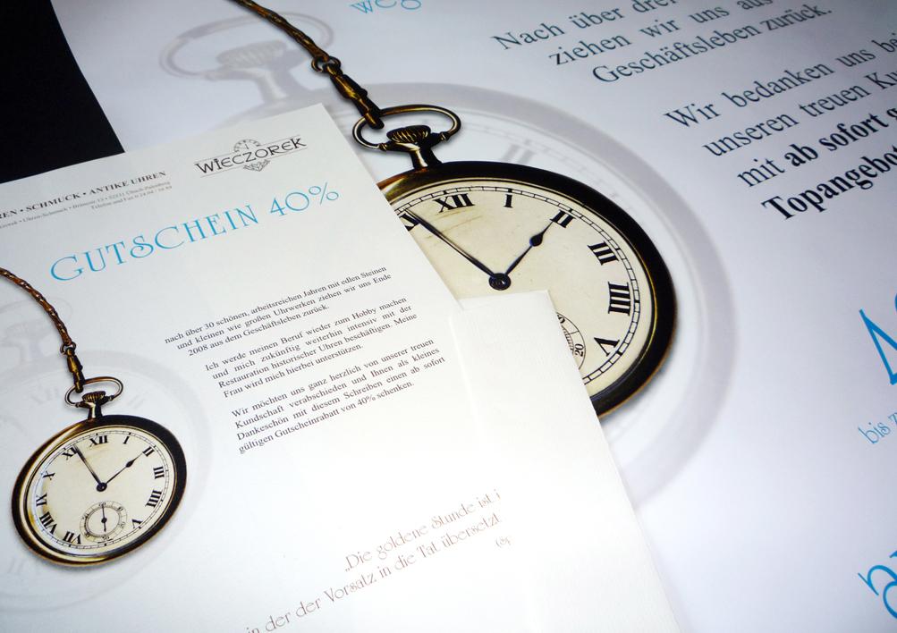 Uhren, Schmuck und antike Uhren